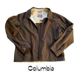 Columbia jacket 🧥❤️😊